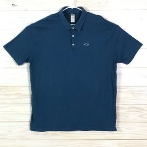 Patagonia Men Polo Shirt Short Sleeve
